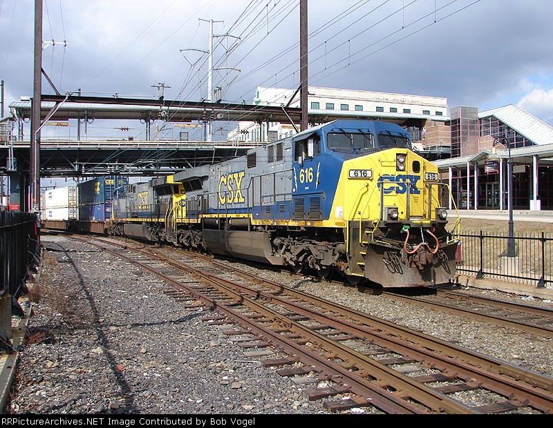 CSX 616
