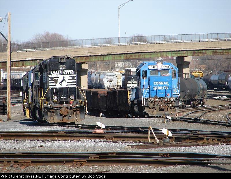 NS 5225 & 5281