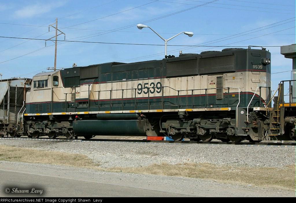 BNSF 9539