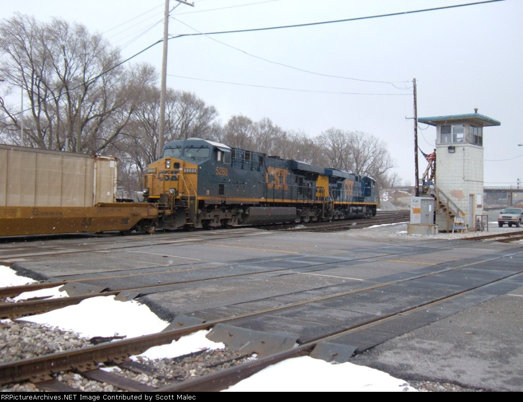 CSX 5412 & 5288