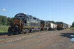 WW SM09 getting ready to leave Millville for Bridgeton