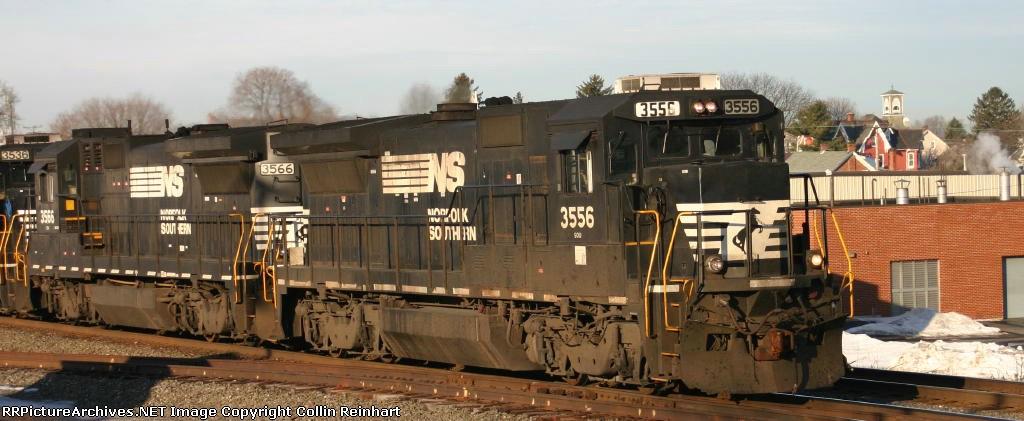 NS 3556 & NS 3566
