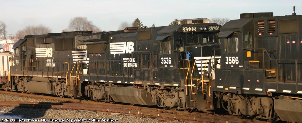 NS 3526 & NS 7113