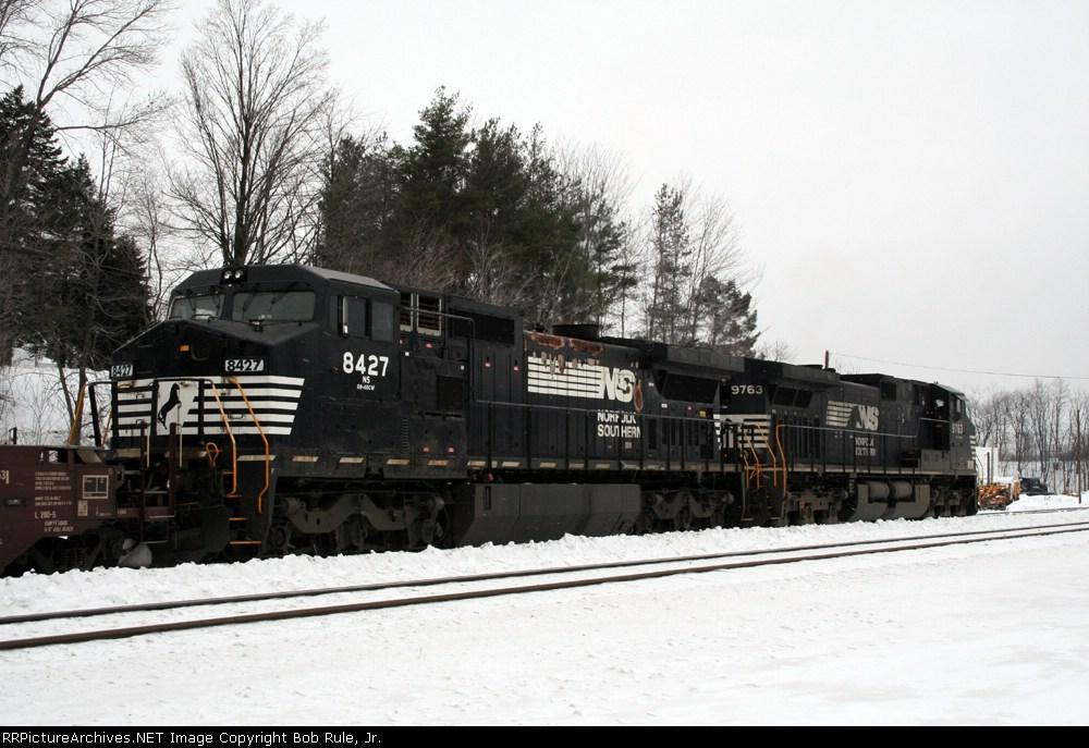 EB Stack Train