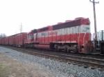 HLCX 6408 ex Trona Railway