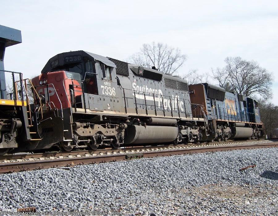 Train Q583