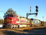 CSX C&O line BNSF 615