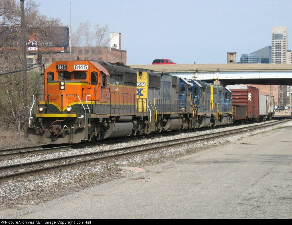 Q326-31 rolling east again