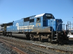 CSX 8715, &quot;Spirit of Jersey City&quot;,
