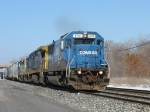 CSX 8715 leading Q326-10