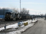 CSX 9021 & 7891 leading E949 out of the yard
