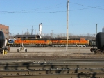 BNSF 8238 & 6079