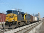 CSX 5369 leading G194