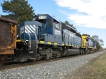 HLCX 8176 & CSX 7639