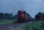 Soo Line freight westbound
