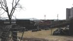 NS 9340 & BNSF 620