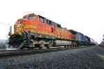 BNSF 4908 West