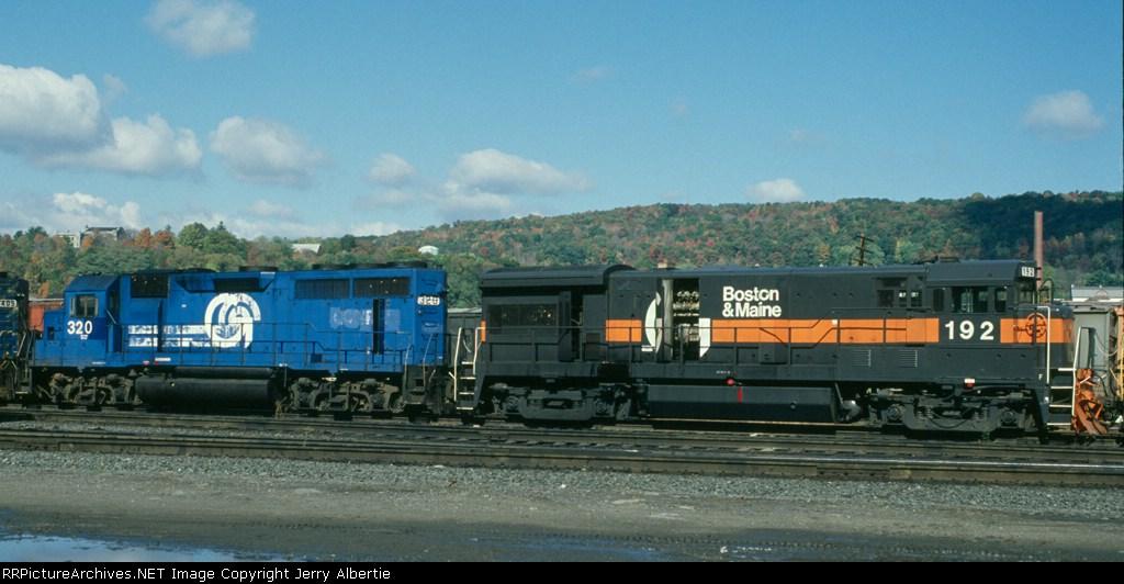 BM 192 + BM 320