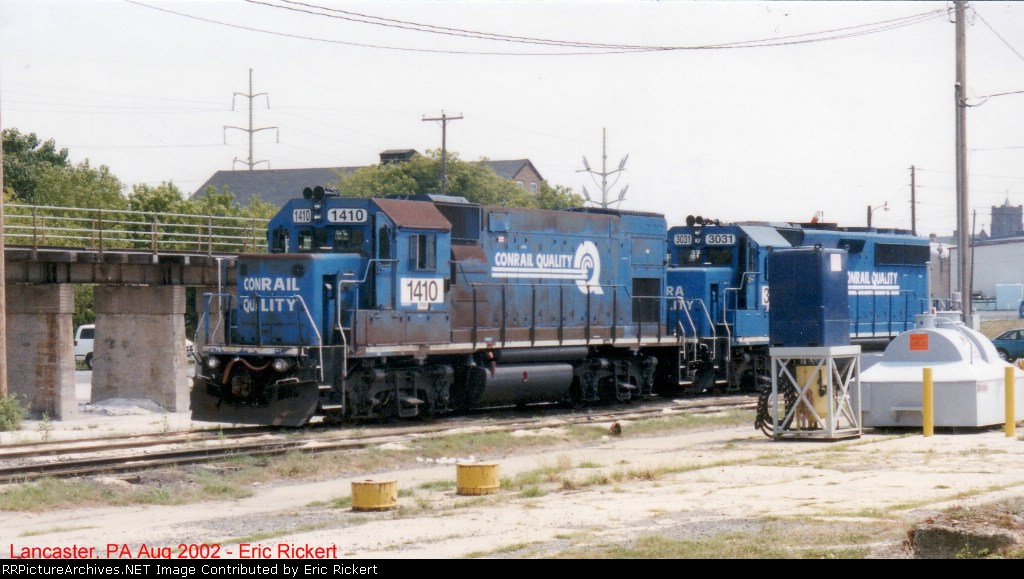 NS 1410 and 3031