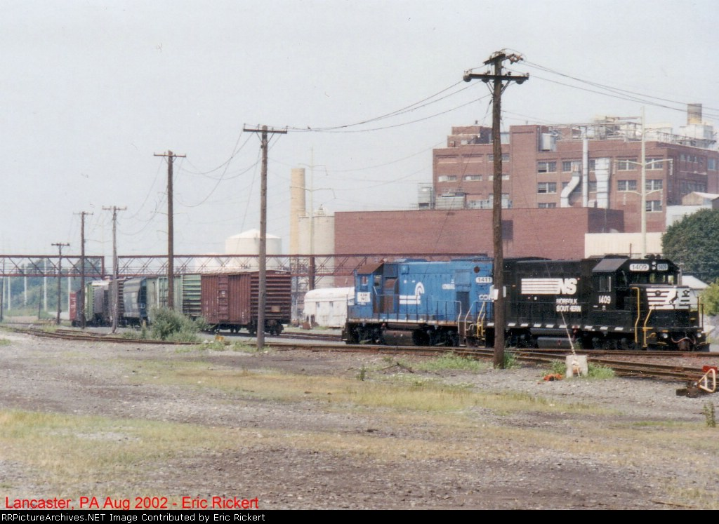 NS 1409 and 1411