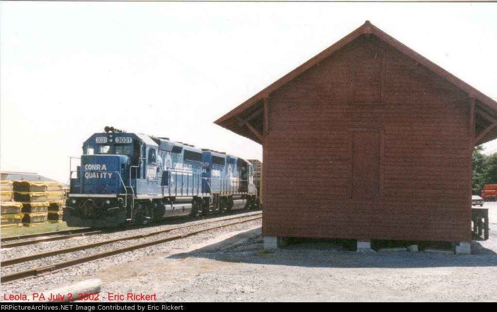 NS 3031 and 3052