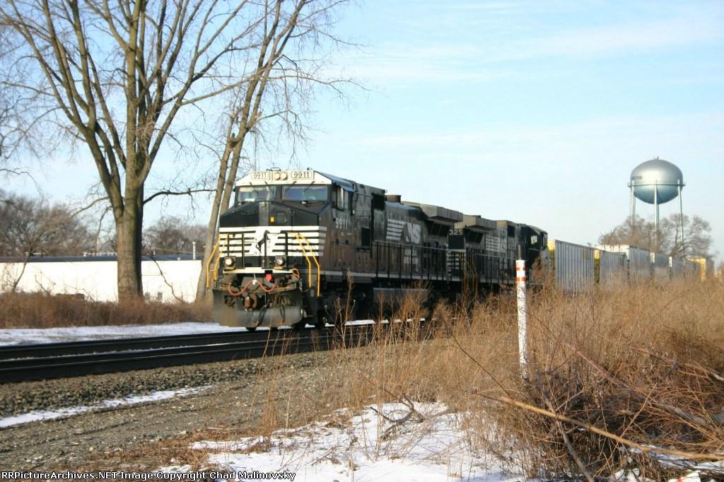 NS 9911 on 24M