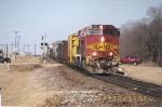 BNSF C44-9W 732