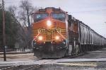 BNSF C44-9W 5525