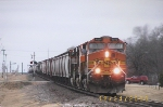BNSF C44-9W 4956