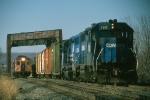 Train 58 and WACH-11
