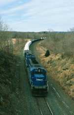 CR 6411 leads HAZ-S3 at Ingrassia Rd