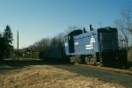 CR 9341 sitting on the Newburgh industrial