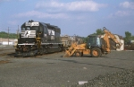 Conrail Shared Assets Manville local MA01