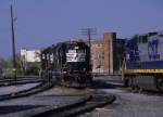 A remote job leaves the enginehouse