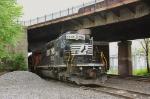Conrail PR08 cranking up the 69Q power