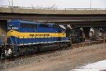 ICE 6407 & UP 6240
