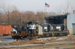 Norfolk Southern high hoods