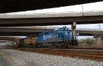 Norfolk Southern ethanol train