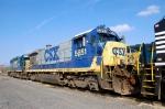 CSX B36-7 5851