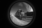 NS 8847 through a fisheye