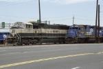BNSF 9599 & PRR 2944