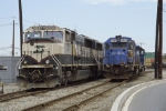 BNSF on Conrail Shared Assets