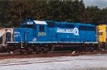 CSXT 4404