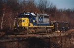 CR PR85 with the CSX 8801