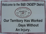 Welcome to the B&B CNO&TP District