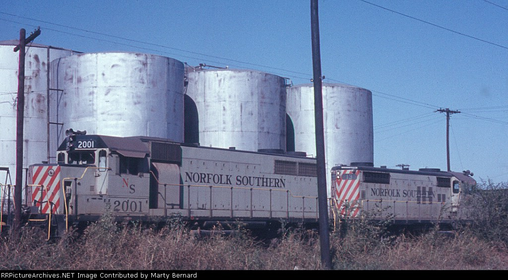 NS 2001 and 13 in 1968