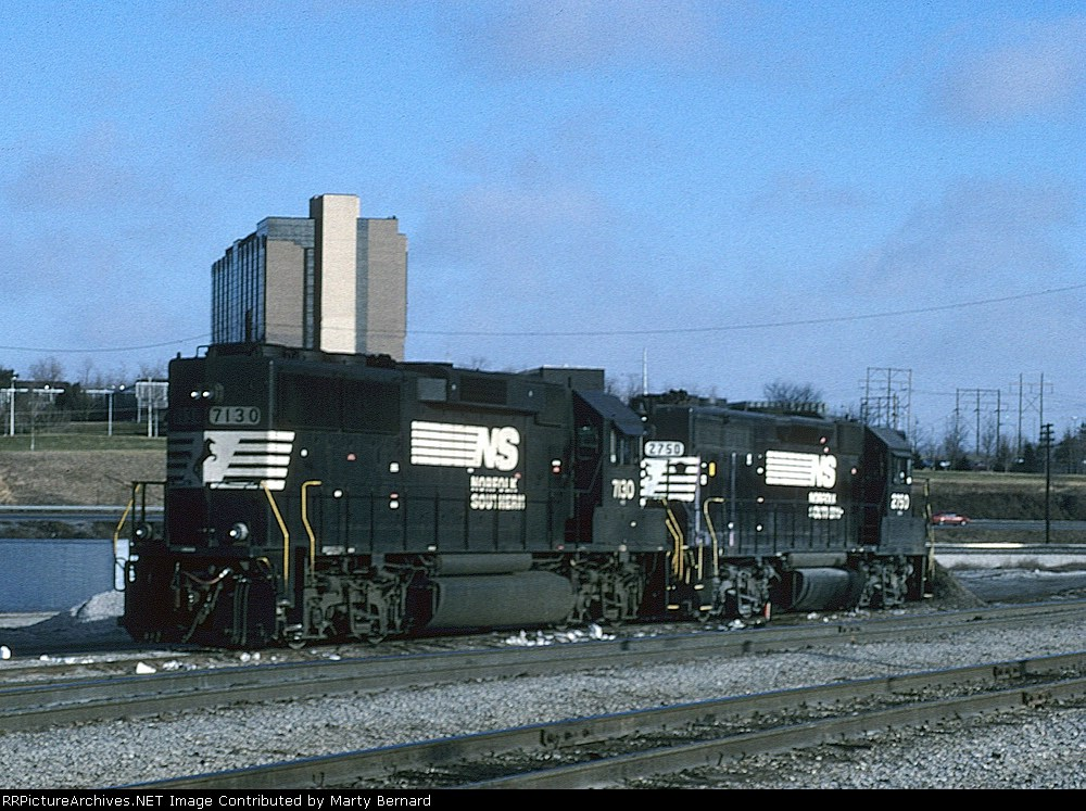 NS 7130 and 2750