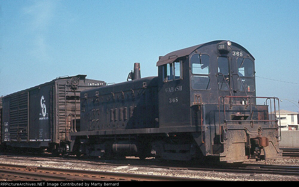 Wabash 368 at Kedzie and 79th