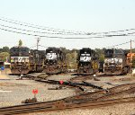 NS 9334, 5191, 5043, and 9355