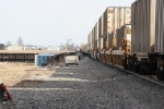 NS Derailment at Sadorus 2/3/07